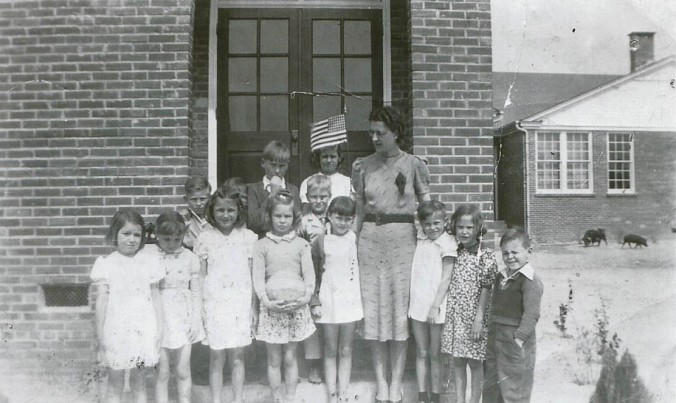 1940 Holt School 2nd Grade
