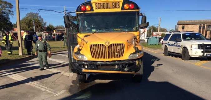 school buses crash in crestview holt enterprise news holt enterprise news