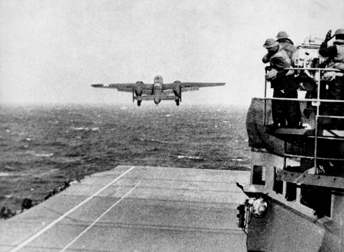 B-25 mission