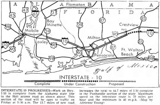 I-10map