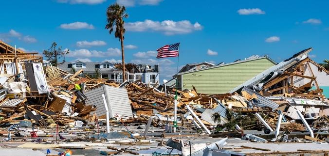 PHOTO - Mexico Beach, FL., Oct. 14, 2018_after Hurricane Michael made landfall - FEMA_K.C. Wilsey - 1125x534 - Landscape